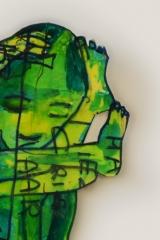 Gretha Hengst - Wallflower-figuur-1