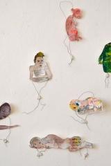 Gretha Hengst - Wallflowers - overzicht