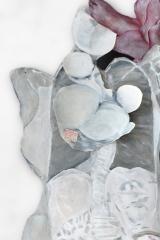 Gretha Hengst - Vellen van Mij - detail 2