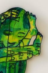 Gretha Hengst - Wallflowers figuur 1