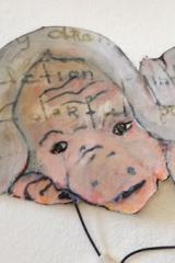 Gretha Hengst - Wallflowers figuur 2